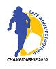 SAFF Women's Football Championship 2010 logo