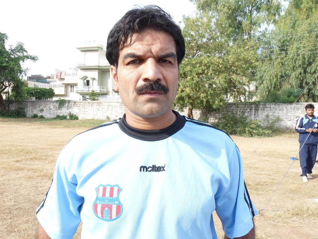 Haroon Yousaf - Captain of PMC Club Athletico Faisalabad