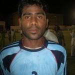 Man of the Match M. Nawaz (Baloch Mujahid)