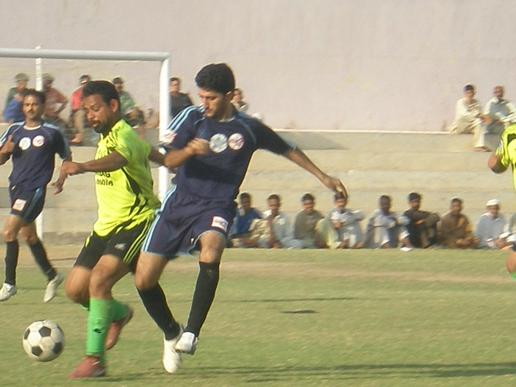 Action - Al-Shabaz vs Young Ansari
