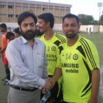 Adnan Sial with Abdul Rahman