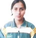 Ishrat Fatima (Sports Sciences)