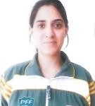 Sana Mehmod (Young Rising Star Rawalpindi)