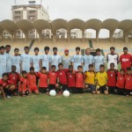 Pak Special Olympic National Team and KUFC U-13