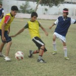 Action - Rovers Academy vs City School N. Nazimabad