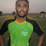 Irfan Memorial's ex-youth international Farhan Khan 4 goals