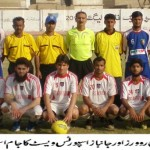 FC Rovers vs Janbaz Sports