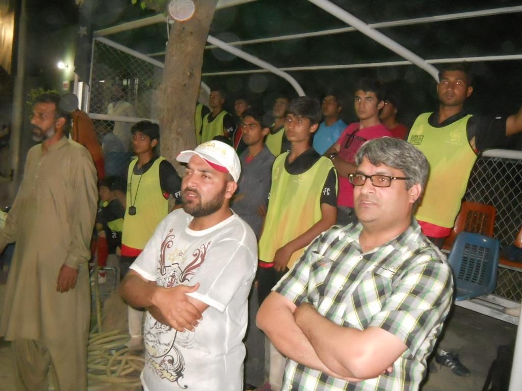 Futsal Federation vs. Qadri