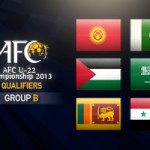 AFC U22 Asian Cup qualifiers Group B