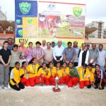 SMB Fatima Jinnah Girls High School wins Karachi Youth Girls Schools Championship