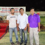 Riaz Ahmed, Farrukh Riaz and Rashid Latif