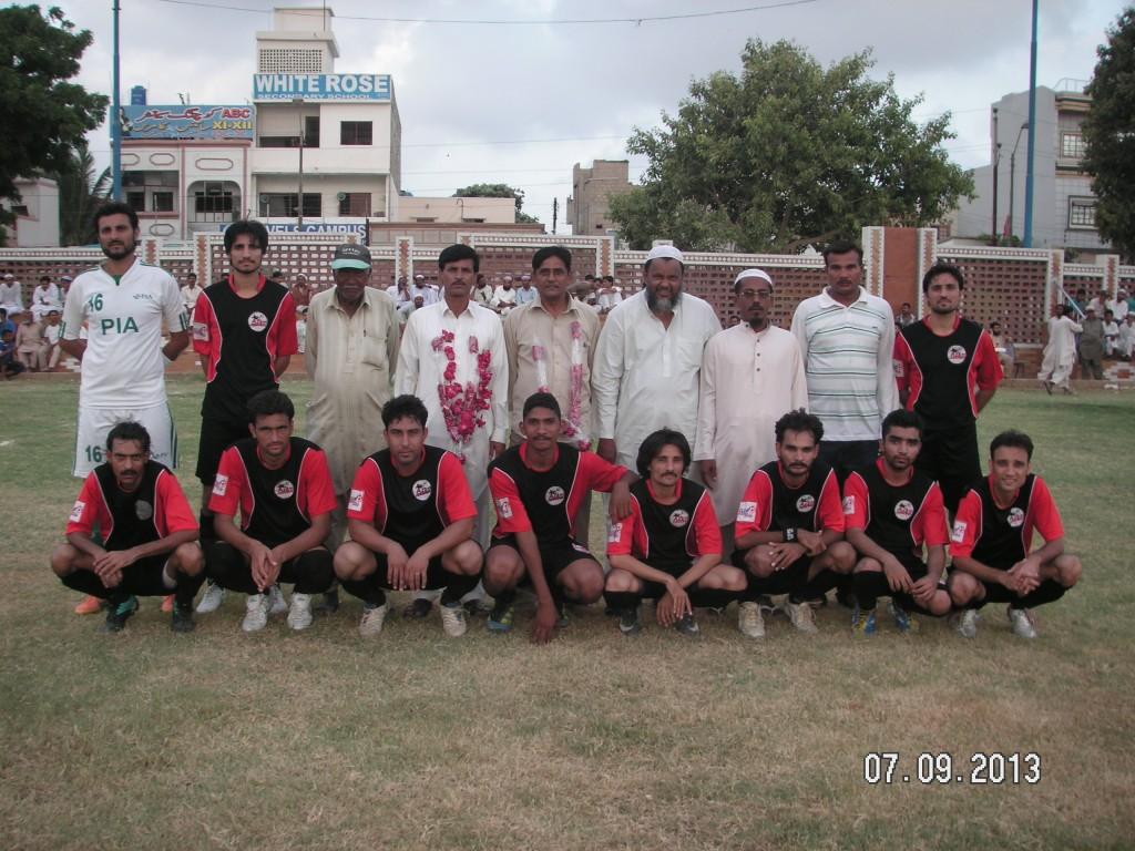 Karachi Football Round Up – 12.9.2013