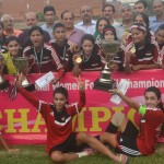 Balochistan United Winner of 10th National Women Group