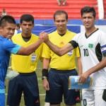Kaleem-Chhetri handshake