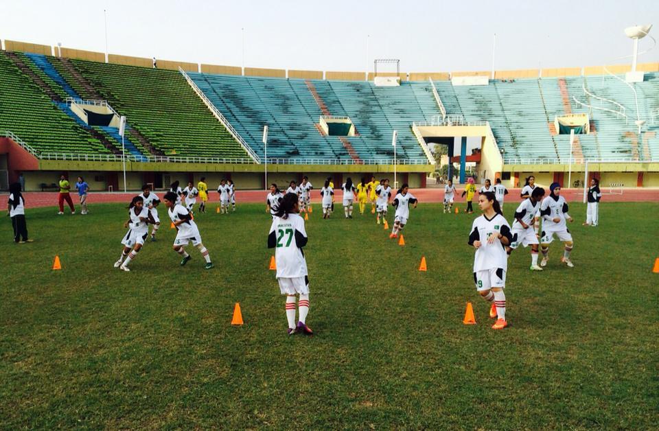 Pakistan Women's National Team