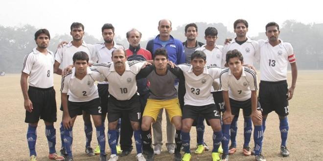 Wapda stun FATA in All-Pakistan Shama Challenge Football Cup [Frontier Post]