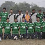 PIA Team 13-14 squad