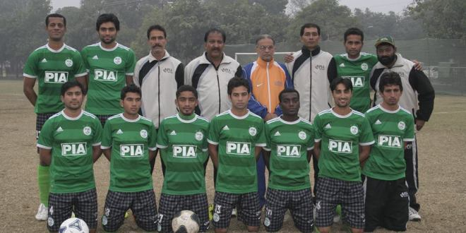PIA's football club may shut down due to crisis [Express Tribune]