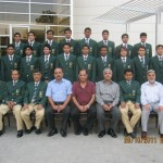 Pakistan U-19 Team poses for a picture ahead of their 2012 AFC U-19 Championship qualification in 2011 - File Photo