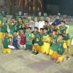 Sahiwal/Faisalabad Zone, winners of National U16 Championship