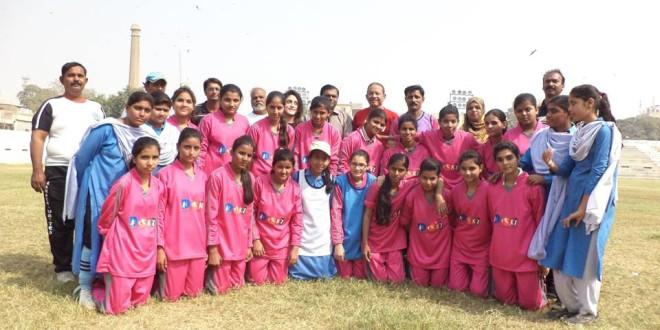 Dosti Project's Football tournament gets underway in Karachi