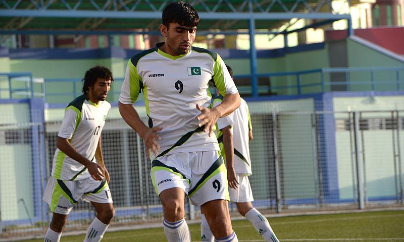 Pakistan training, Sanaullah and Saddam Hussain