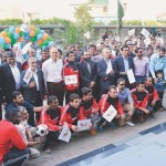 K-Electric event to send-off team for AFC Cup 2016 playoff