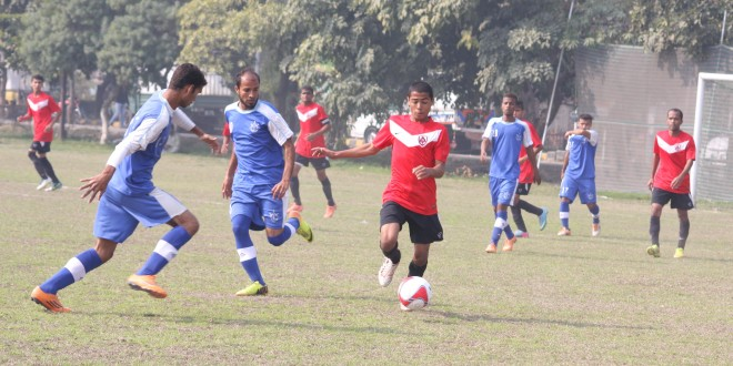 United upset KPT, Army thrash Saif Textile as PFF Cup final round begins [Dawn]