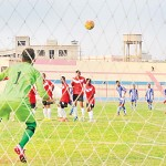 Karachi United vs SGP - PFF Cup 2016 - Alam Zeb Safi