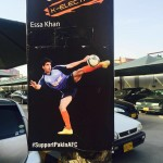 Muhammad Essa Khan K-Electric poster