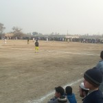 Peace Cup final in Ghundi, Jamrud Khyber Agency