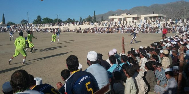 Pak Shinwari FC crowned Landikotal football champions