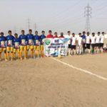 AFC Grassroots Day 15 May 2016 at FIFA Goal Project Karachi Hawkesbay