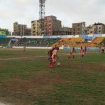 K-Electric U16 Lyari Football League 2016 final action