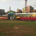 KE Lyari League 2016 finalists
