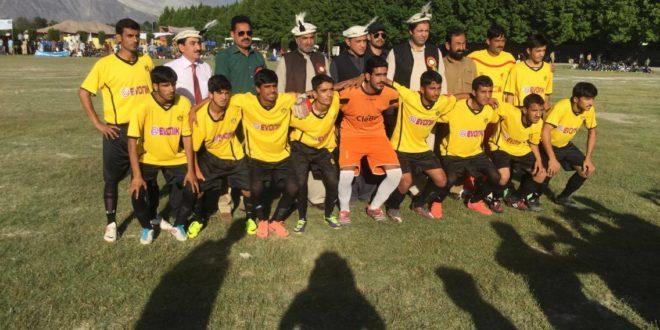 Sindh, Islamabad reach U-17 football final [Dawn]