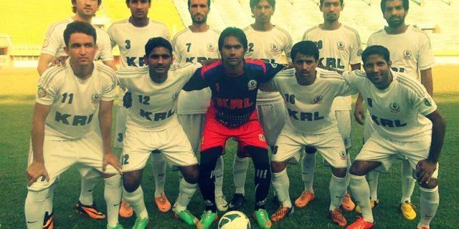 Aspiring LLB Student to KRL's top scorer: Murtaza's football sojourn