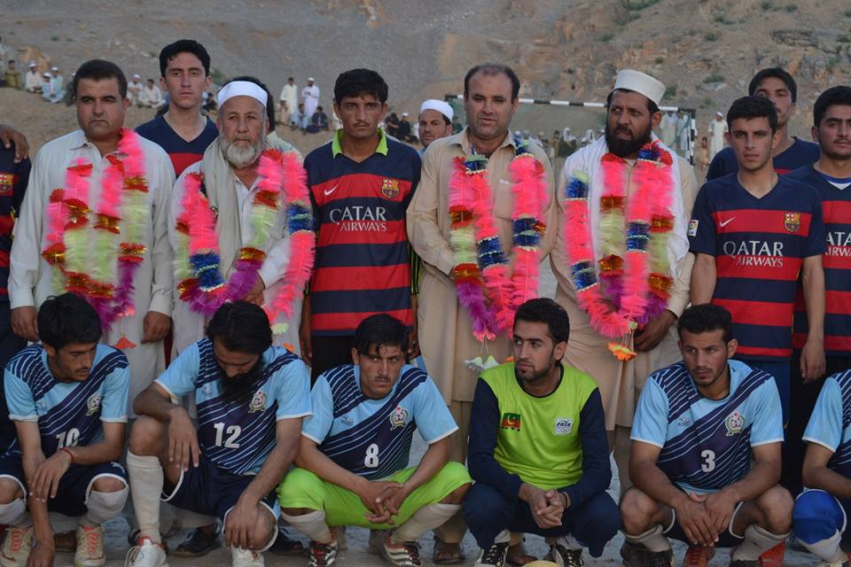 AlHaj Group members in narcotics awareness football final as guests