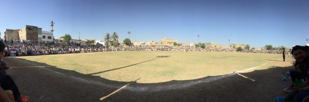 Burma Mohammedan Ground in Korangi (Karachi)