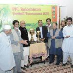 PPL Balochistan Football Cup 2016