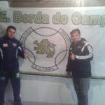 Shahzad Anwar at SE Borda do Campo in Brazil