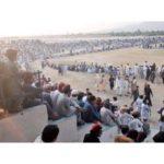 football in Wana, South Waziristan