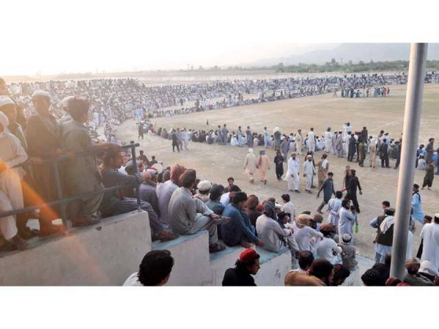 Tournament breathes life back into football in Wana [Express Tribune]