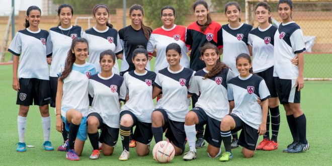 Karachi United's women football team is transcending borders and kick-starting a revolution [Dawn]