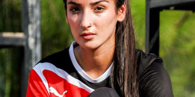 The 'football is not for women' stereotype follows me everywhere, says Asmara Kiani [Dawn]