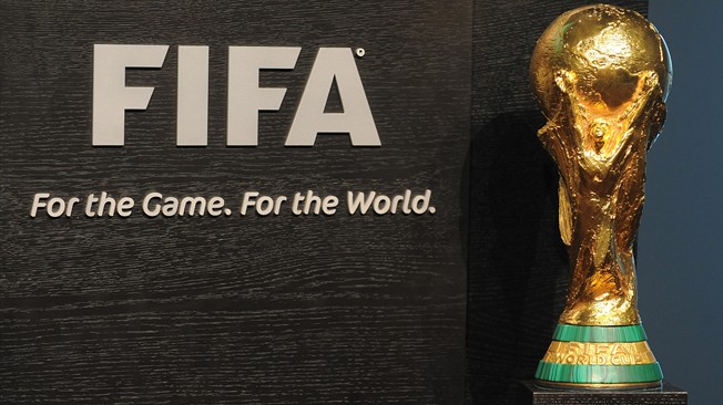 FIFA WC trophy reaches Pakistan for first time [The News]