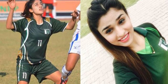Two Pakistani women footballers sign with Dubai club [Geo]