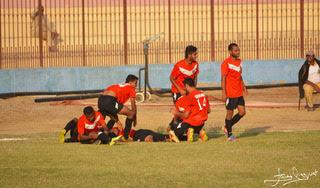 Karachi United stun Wapda to seal last-eight berth [Dawn]