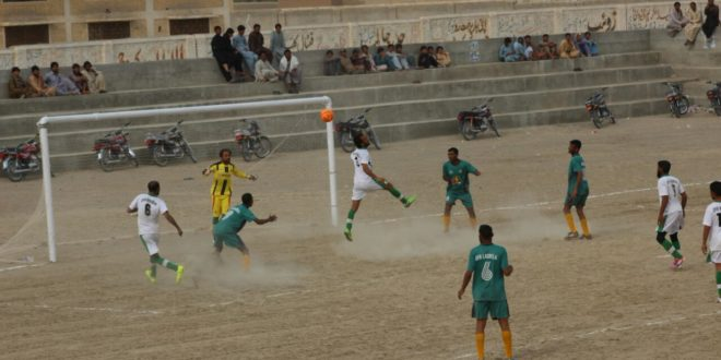 Loralai, Sibi, Khuzdar win in Balochistan Football Cup [The News]