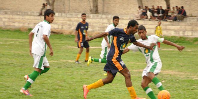 Kharan thrash Sibi, Panjgur edge Lasbela 1-0 [Dawn]
